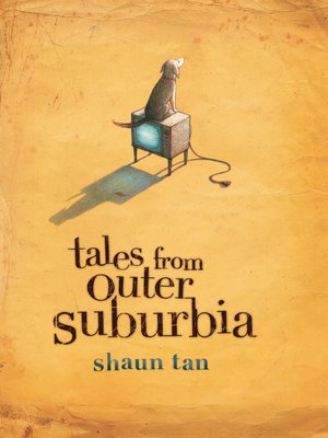 cover image of Tales from Outer Suburbia