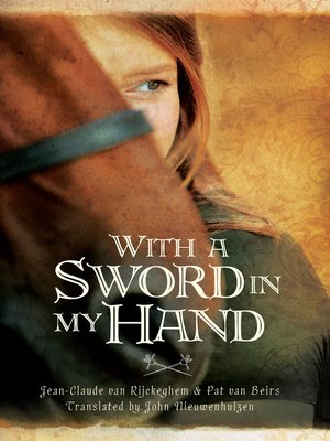 cover image of With a Sword in My Hand