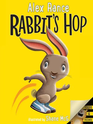 cover image of Rabbit's Hop