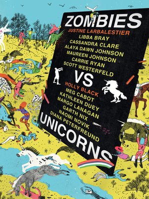 cover image of Zombies vs. Unicorns