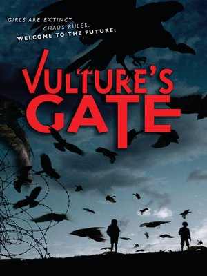 cover image of Vulture's Gate
