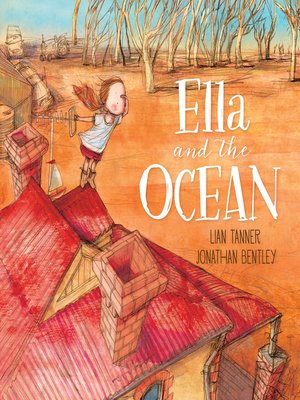 cover image of Ella and the Ocean