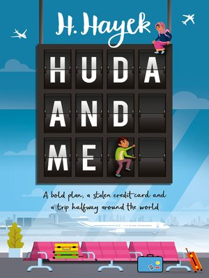 cover image of Huda and Me