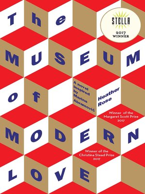 cover image of The Museum of Modern Love