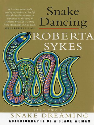 cover image of Snake Dancing