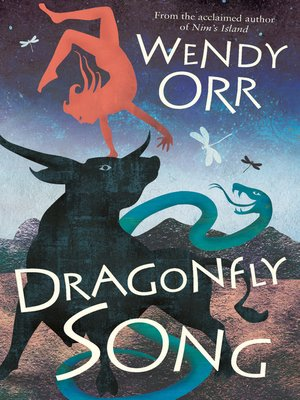 cover image of Dragonfly Song