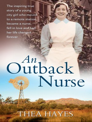 cover image of An Outback Nurse