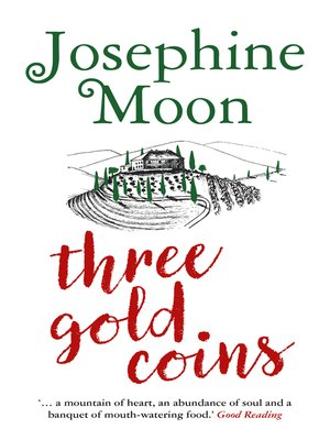 cover image of Three Gold Coins