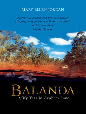 cover image of Balanda