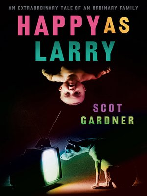 cover image of Happy as Larry