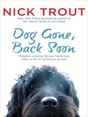 cover image of Dog Gone, Back Soon
