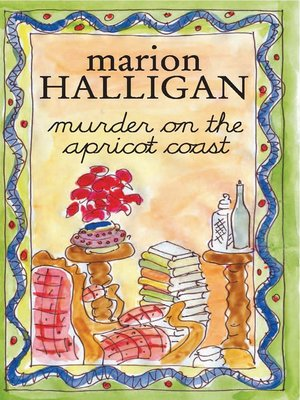 cover image of Murder on the Apricot Coast