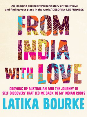 cover image of From India with Love