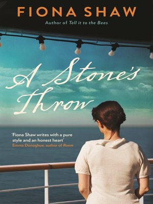 cover image of A Stone's Throw