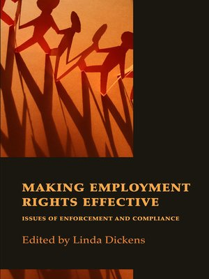 cover image of Making Employment Rights Effective