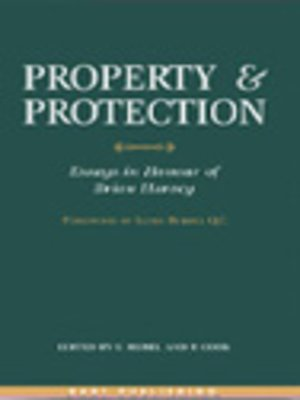 cover image of Property & Protection