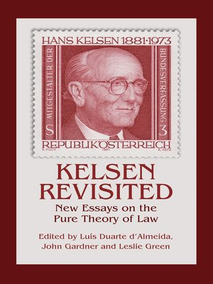 cover image of Kelsen Revisited