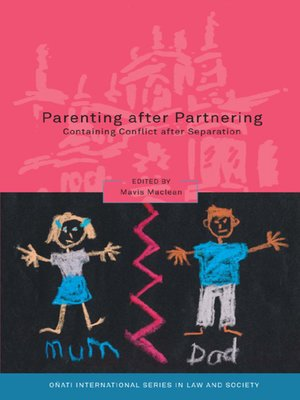 cover image of Parenting after Partnering