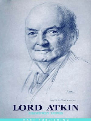 cover image of Lord Atkin