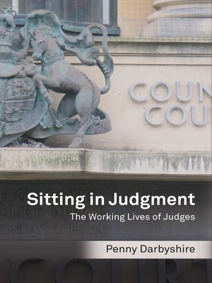 cover image of Sitting in Judgment