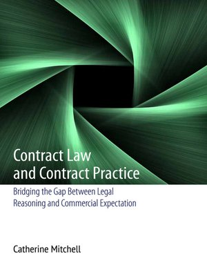 cover image of Contract Law and Contract Practice