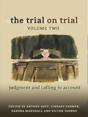cover image of The Trial on Trial, Volume 2