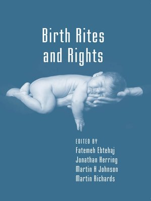 cover image of Birth Rites and Rights