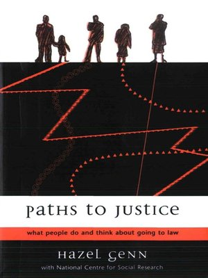 cover image of Paths to Justice