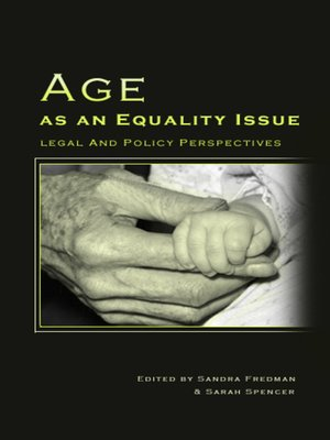 cover image of Age as an Equality Issue
