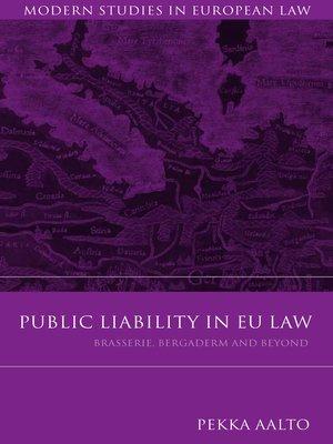 case law of the brasserie du