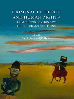 cover image of Criminal Evidence and Human Rights