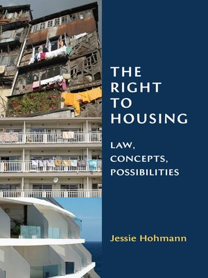 cover image of The Right to Housing