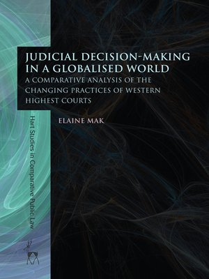 cover image of Judicial Decision-Making in a Globalised World