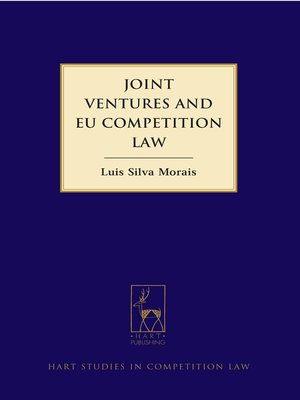 cover image of Joint Ventures and EU Competition Law