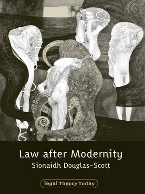 cover image of Law After Modernity