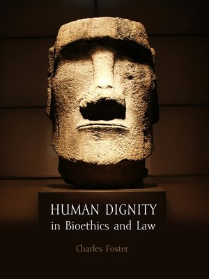 cover image of Human Dignity in Bioethics and Law