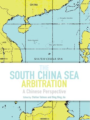 cover image of The South China Sea Arbitration