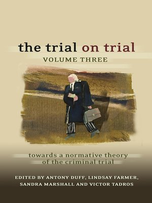 cover image of The Trial on Trial, Volume 3