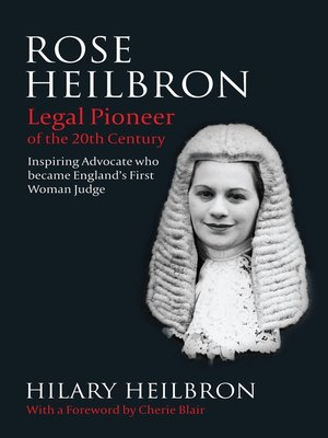 cover image of Rose Heilbron