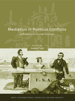 cover image of Mediation in Political Conflicts