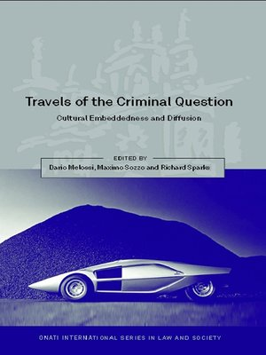 cover image of Travels of the Criminal Question