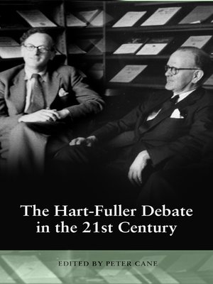 cover image of The Hart-Fuller Debate in the Twenty-First Century