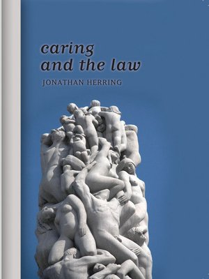 cover image of Caring and the Law