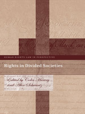 cover image of Rights in Divided Societies