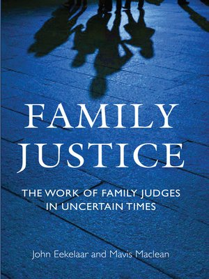 cover image of Family Justice