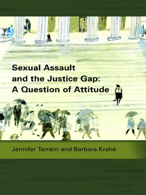 cover image of Sexual Assault and the Justice Gap