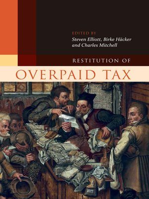 cover image of Restitution of Overpaid Tax