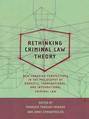 cover image of Rethinking Criminal Law Theory