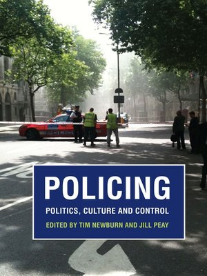 cover image of Policing