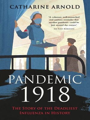 cover image of Pandemic 1918